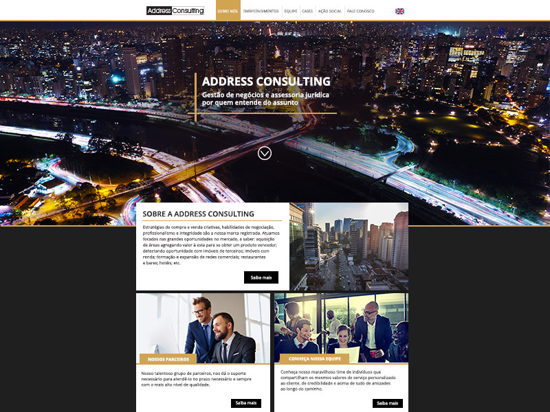 Address Consulting